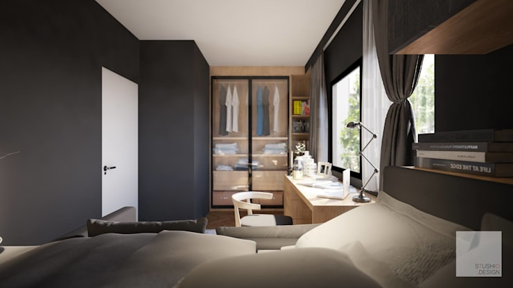 Bedroom 02:   by Stushio Design
