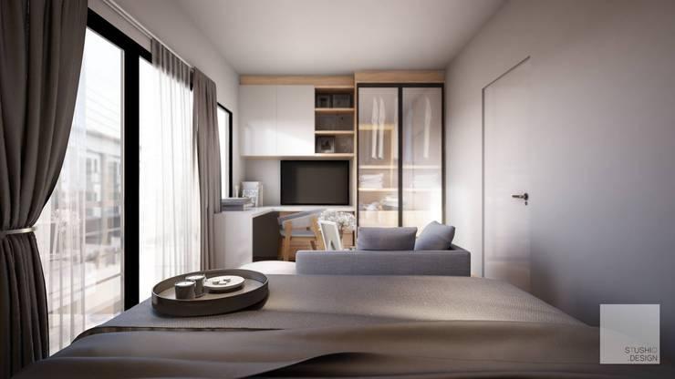 Bedroom 01:   by Stushio Design