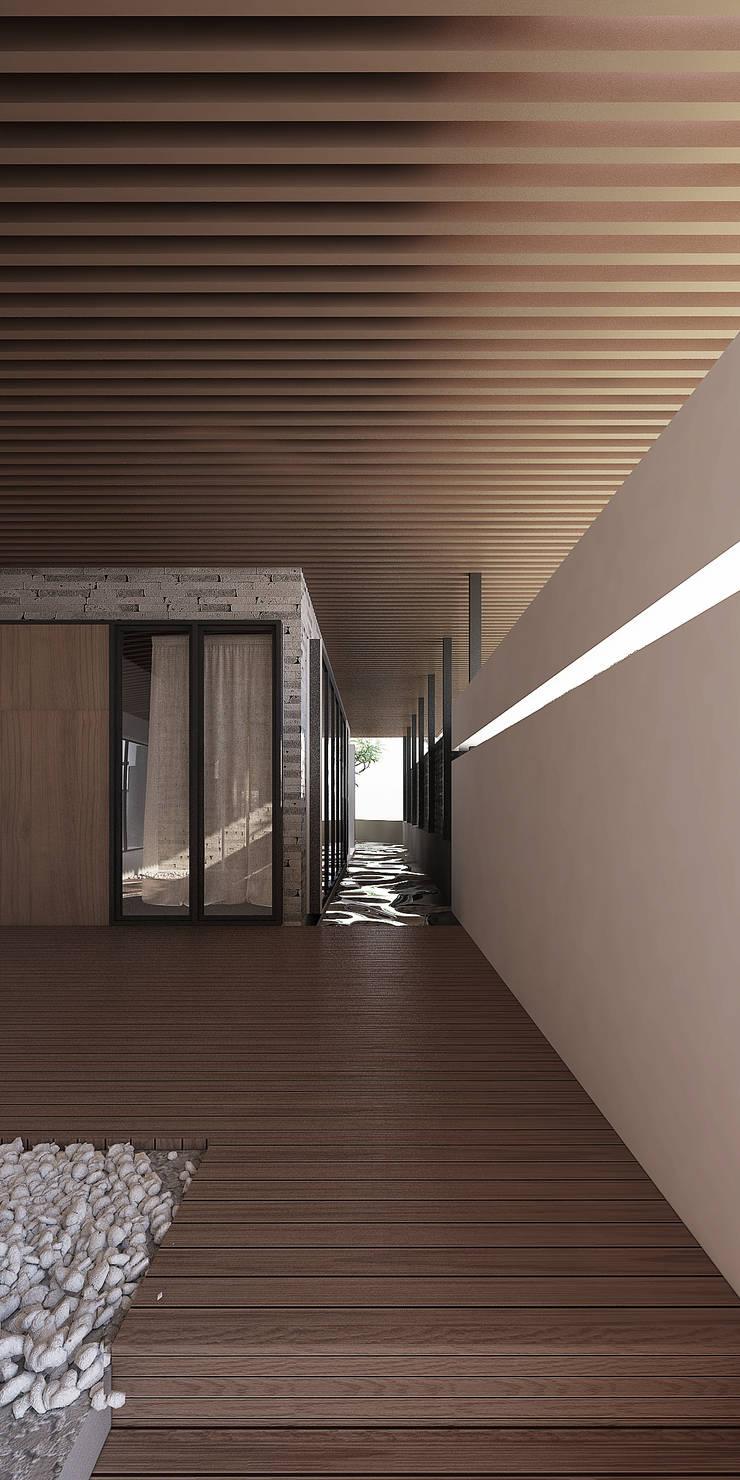 SA House:  Rumah tinggal  by ACCESS ARCHITECT