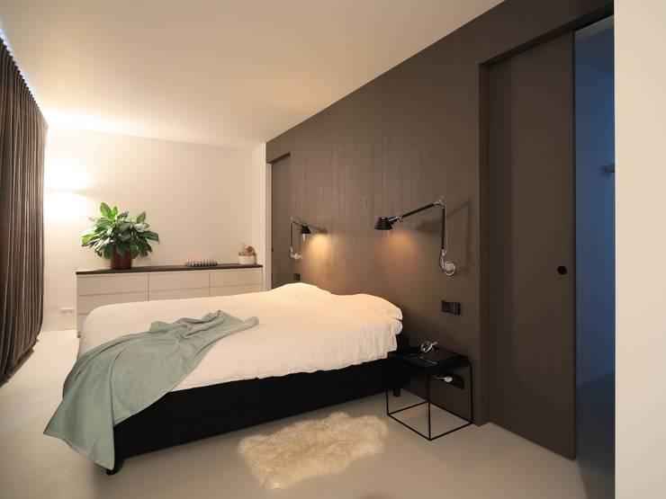 Foto:  Slaapkamer door Koen Timmer, Modern
