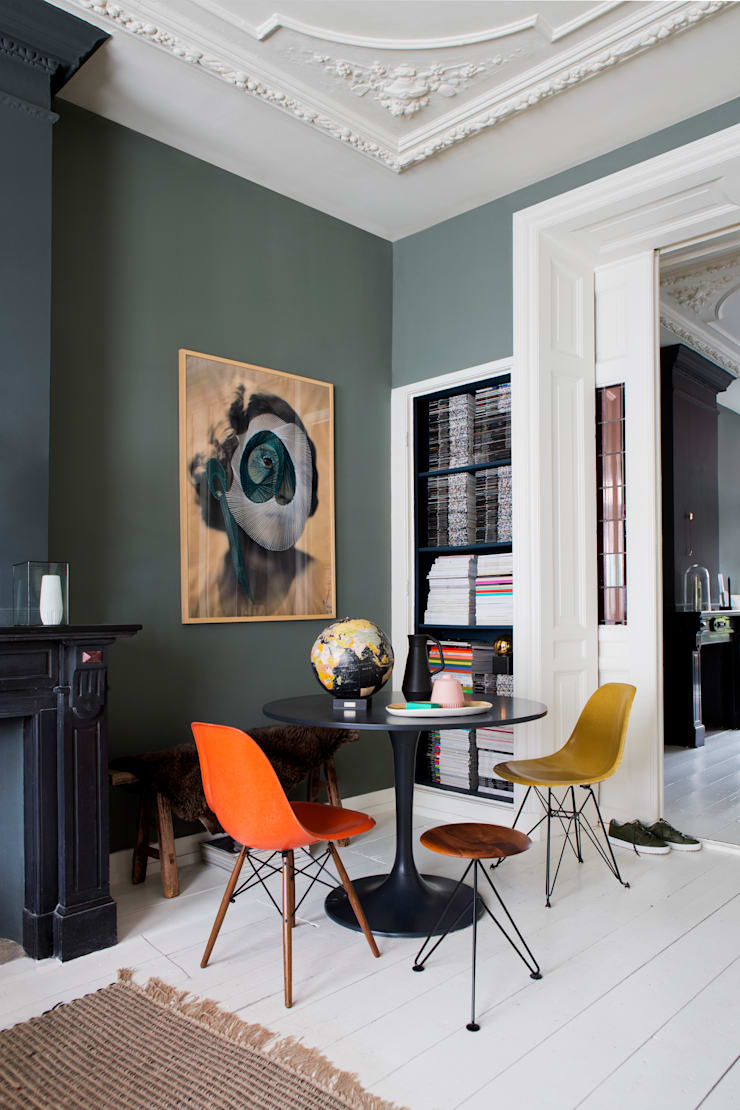 Eetkamer:  Eetkamer door FORM MAKERS interior - concept - design