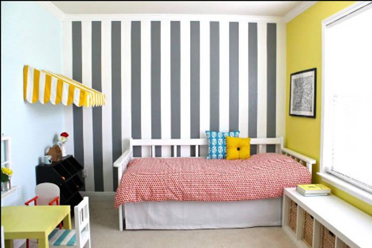 Pilih dengan Warna Kesukaan Anda:  Dinding by homify.co.id