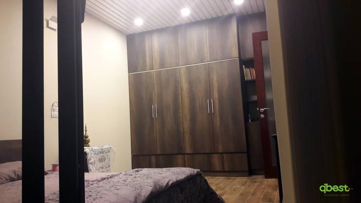 Phòng ngủ:   by Công ty TNHH Thiết Kế và Ứng Dụng QBEST