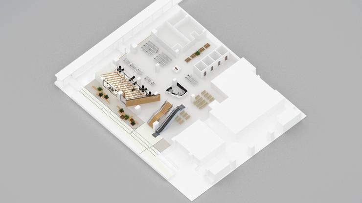 โรงพยาบาล สมุทรสาคร:  โรงพยาบาล by DD Double Design