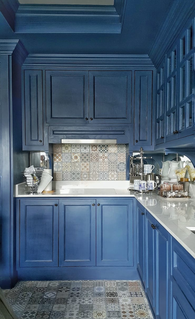 Eclectic:   by abalance interior design co., ltd.