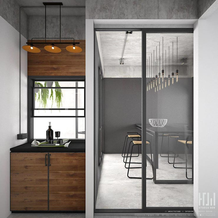 Renovate : Baan K.Pick:   by Studiohow