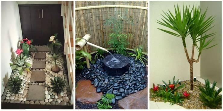 Mas De 20 Ideas Para Tener Un Jardin Pequeno En Tu Casa - Ideas-de-jardin