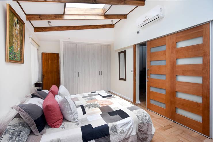 臥室 by ARCOP Arquitectura & Construcción
