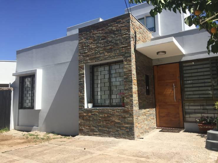 Remodelación Casa Soler: Casas de estilo moderno por ARCOP Arquitectura & Construcción