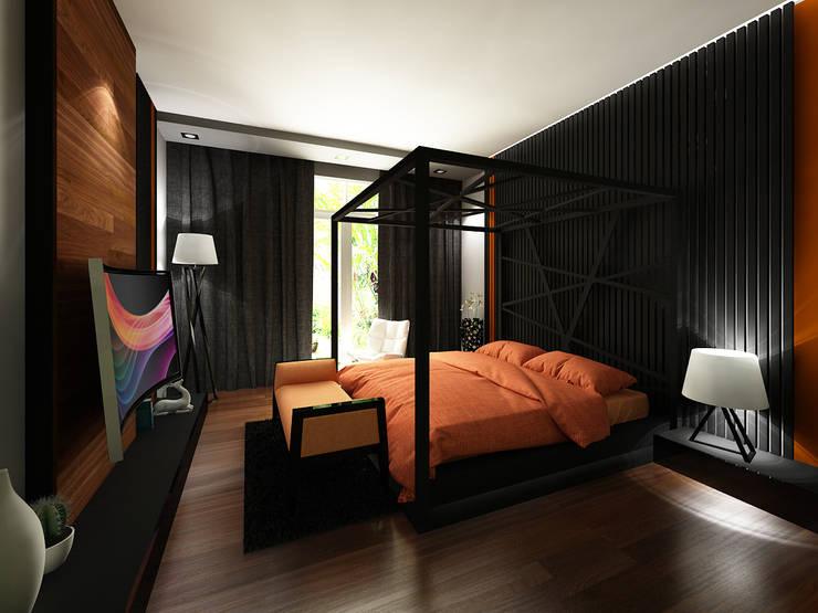 Resort:  ตกแต่งภายใน by interir design work