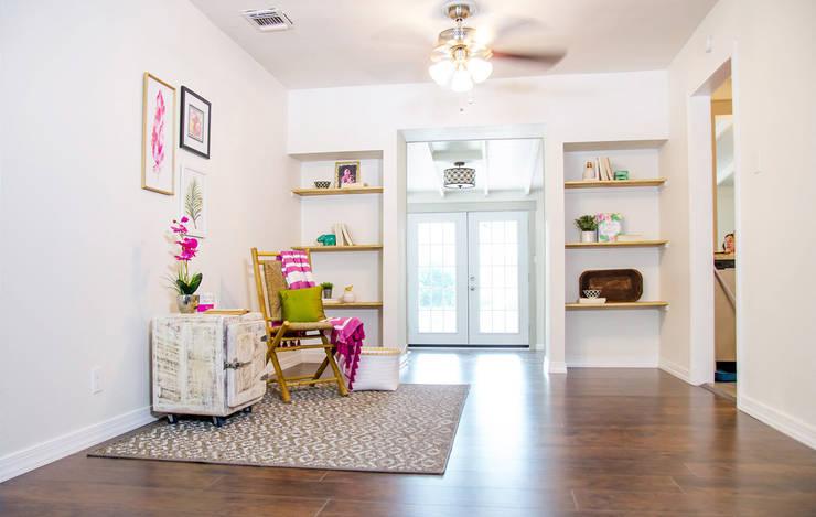 Living room by Noelia Ünik Designs