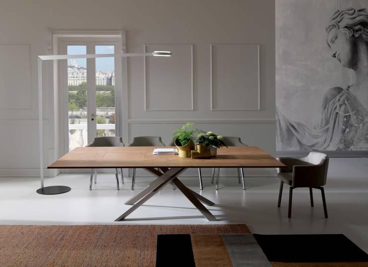 餐廳家具配置:  餐廳 by Hefeng furniture