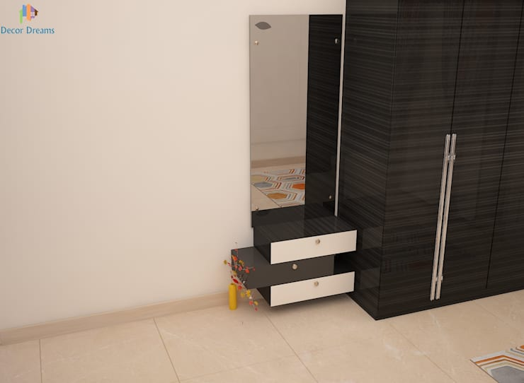 Closets de estilo  por DECOR DREAMS, Moderno