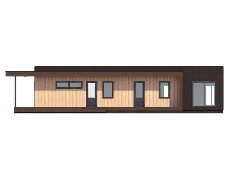 Некст: Деревянные дома в . Автор – Naturi