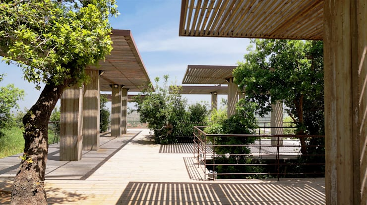 Conference Centres by Khammash Architects
