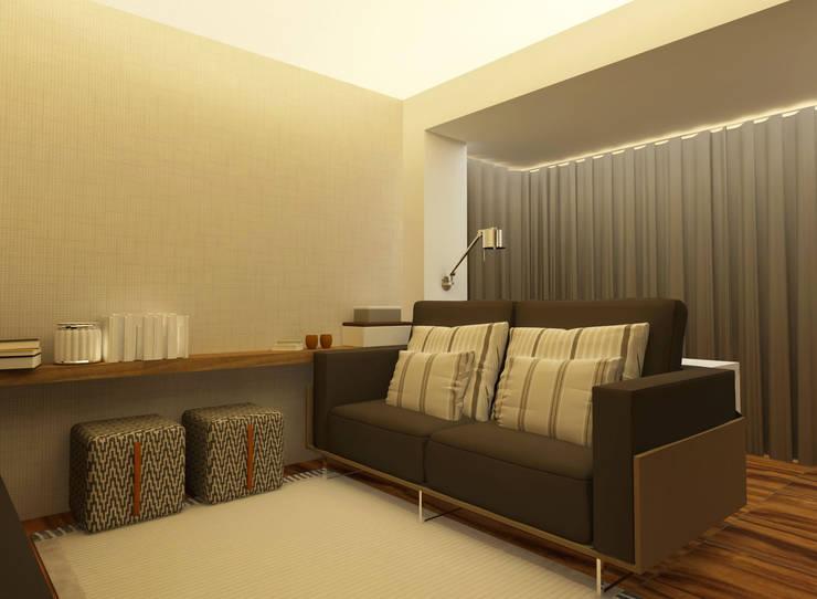 Salas de estilo moderno de Rita Glória interior design Moderno