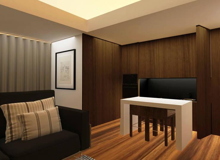 Cocinas de estilo moderno de Rita Glória interior design Moderno