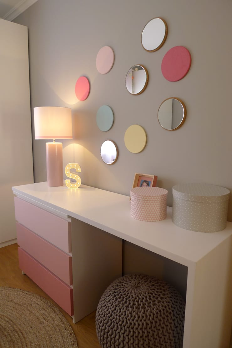 de Rita Glória interior design Moderno