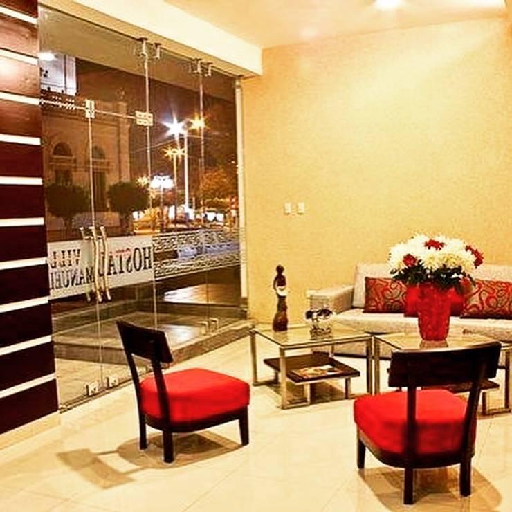 Lobby: Hoteles de estilo  por EPG  Studio