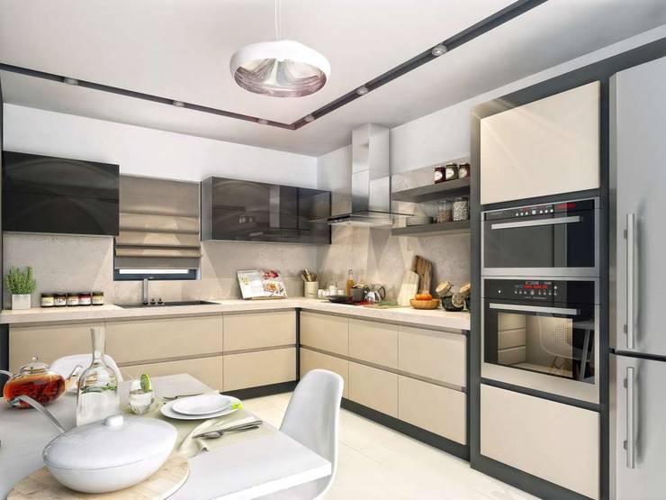 Kitchen by VERO CONCEPT MİMARLIK