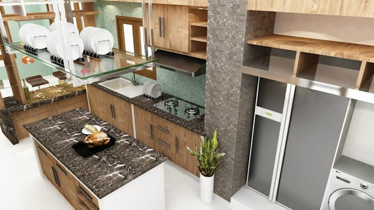 บ้านคุณณีย์ ขอนแก่น:   by HEAD DESIGN