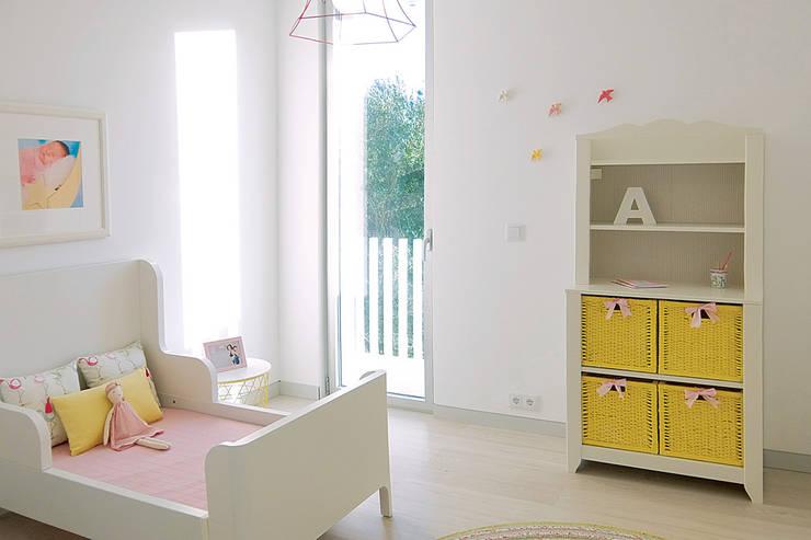 Dormitorios infantiles de estilo  por maria inês home style