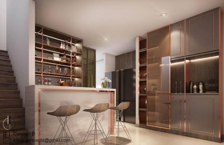 Detached Housing:   by Concept D