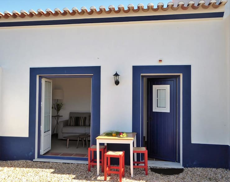 de Rita Glória interior design Rural