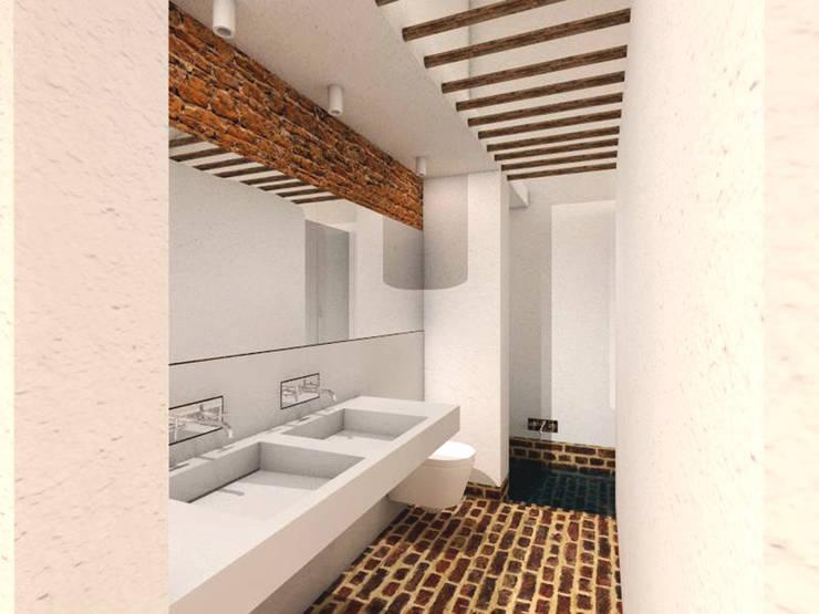 Bathroom by Grupo Norma