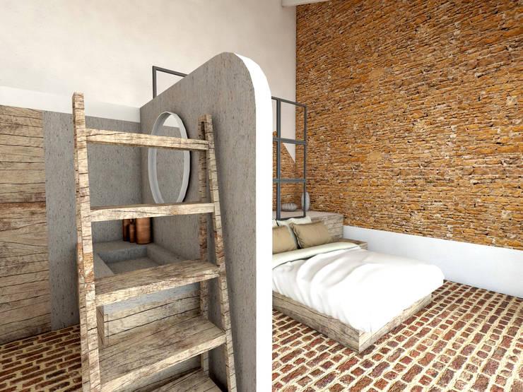 Bedroom by Grupo Norma
