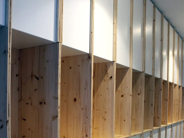 Offices & stores by Grupo Norma