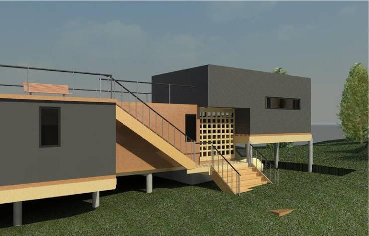 hola:  de estilo  por Arquitectura Amanda Perez Feliú
