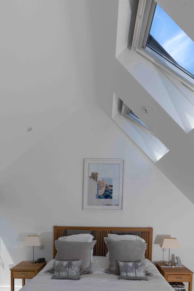 Kamar Tidur oleh LA Hally Architect, Modern