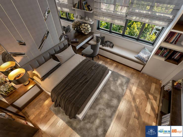 Thiết kế phòng ngủ master:  Nursery/kid's room by Công ty TNHH thiết kế nội thất KingPlace