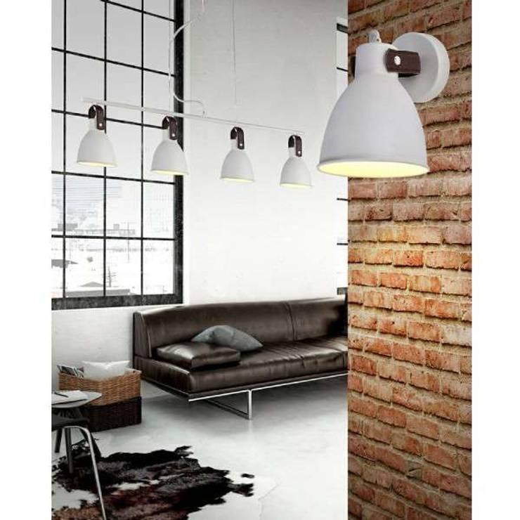 Kinkiet TESSIO: styl , w kategorii Salon zaprojektowany przez Mlamp