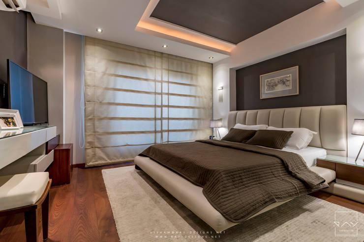 Bedroom by RayDesigns, Modern
