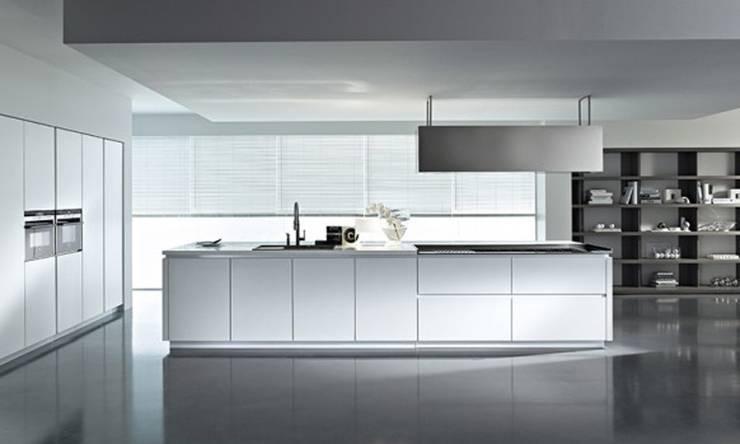 Kitchen by Jose Fernandez