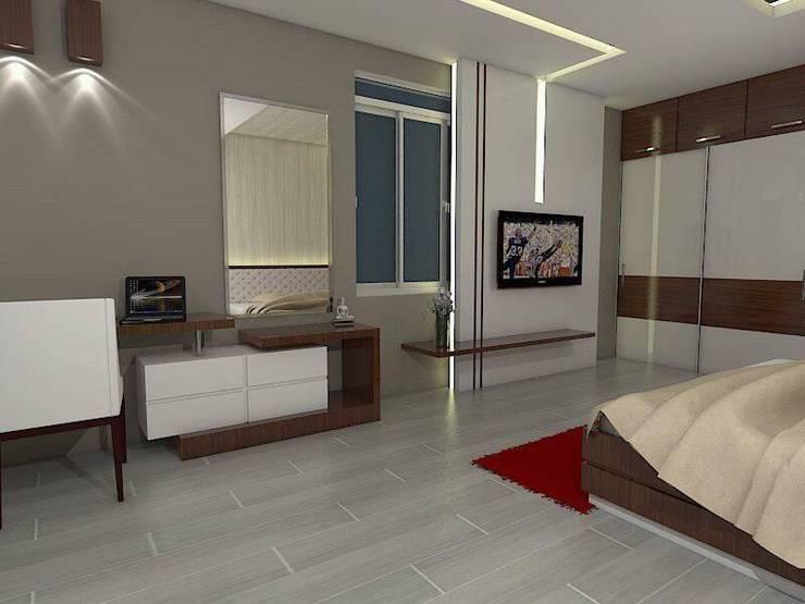 www.gurukrupainterior.com: modern  by GURU KRUPA INTERIOR GOA,Modern Plywood