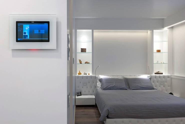 Habitación: Habitaciones de estilo  por Vimar Colombia