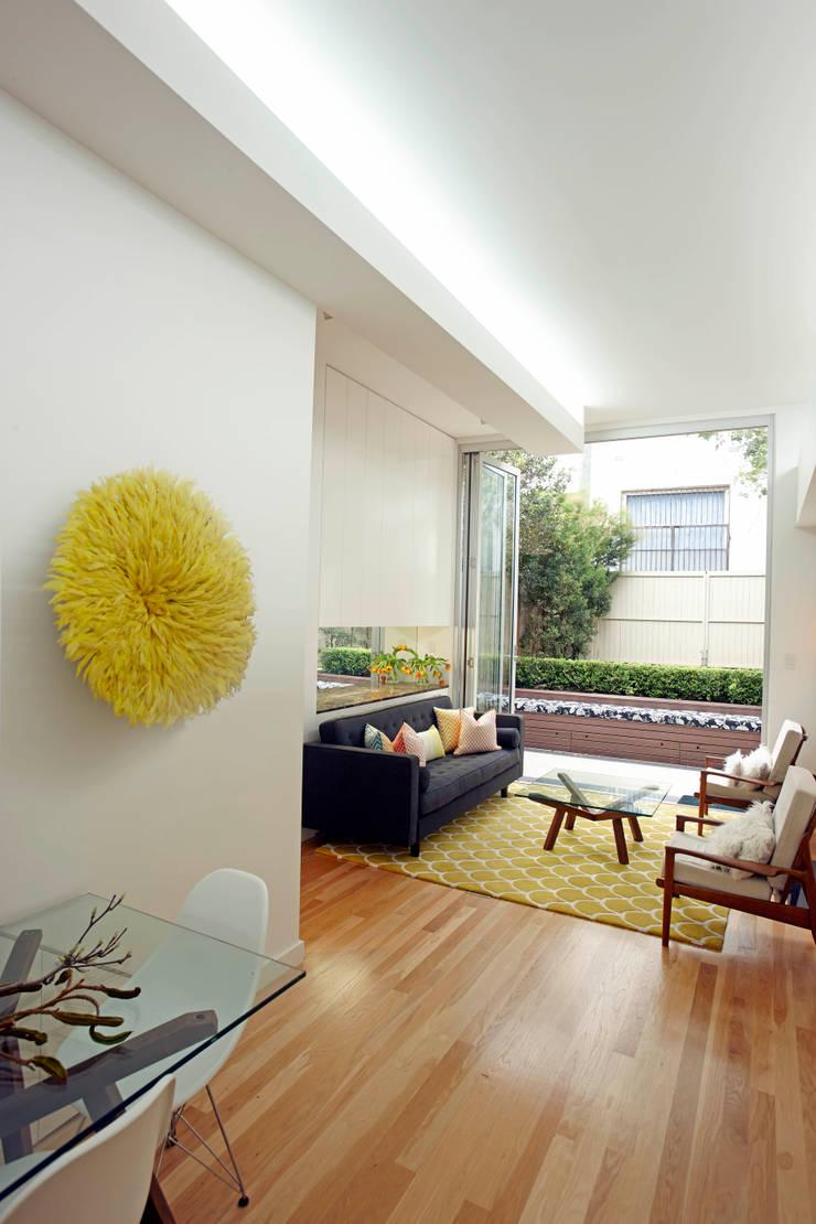 Living Room Interior Design :  Living room by Atelier Lane | Interior Design