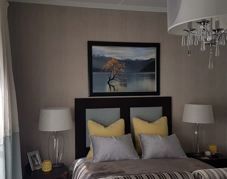 Modern style bedroom by Sophistique Interiors Modern
