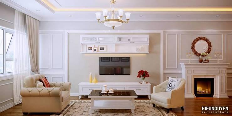Thiết kế nội thất tại Nam Định:  Nursery/kid's room by CÔNG TY TNHH TƯ VẤN THIẾT KẾ KIẾN TRÚC & NỘI THẤT SMALLHOME
