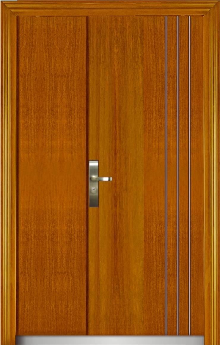 pintu baja platinum mother & son:  Pintu by PT. Golden Prima Sentosa