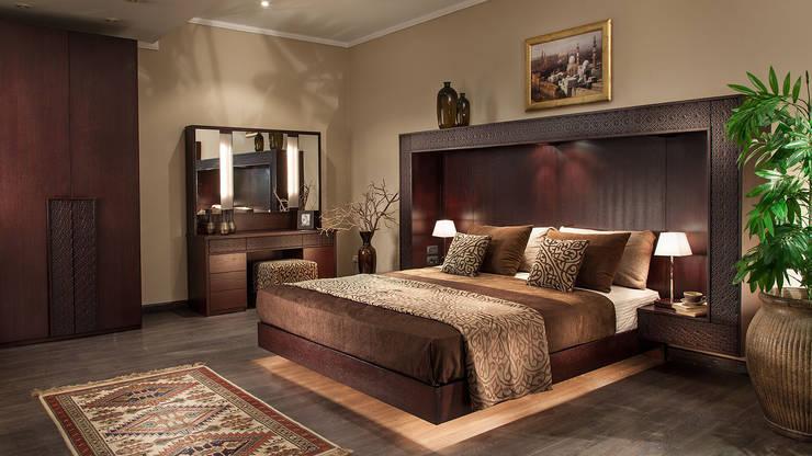 غرفة نوم شهرزاد:  غرفة نوم تنفيذ Pinocchio,