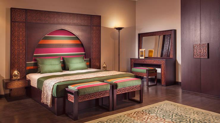 غرفة نوم مراكش:  غرفة نوم تنفيذ Pinocchio,
