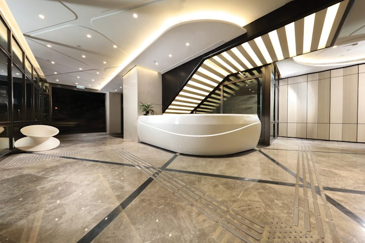 TY Wider Building:  Office buildings by Artta Concept Studio