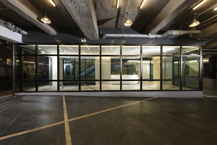 TY Wider Building:  Office buildings by Artta Concept Studio, Modern