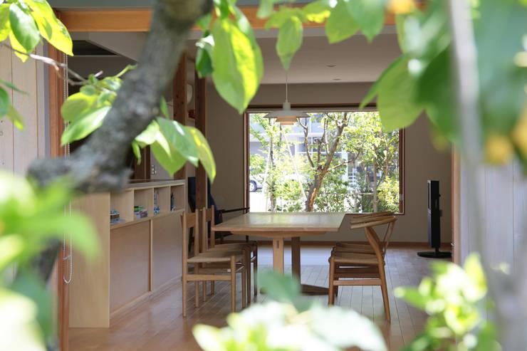 房子 by 佐藤重徳建築設計事務所