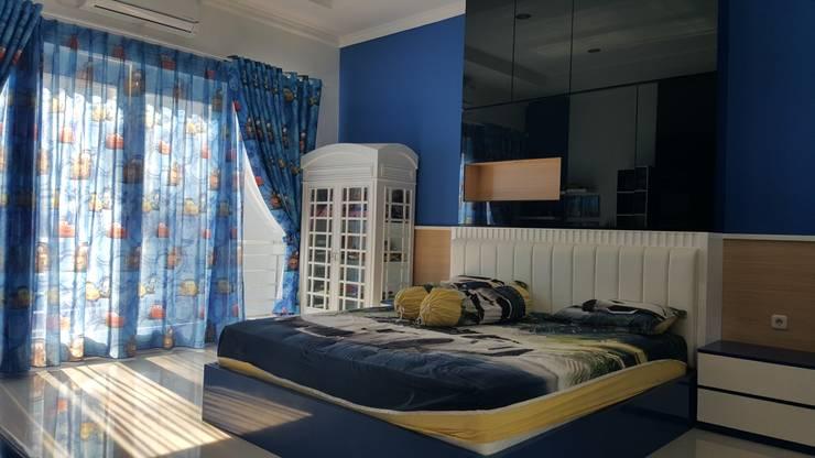 Foto Project:  Kamar tidur anak laki-laki by Multiline Design