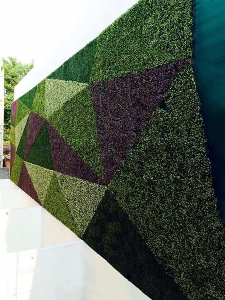 Artificial boxwood wall:  Event venues by Sunwing Industrial Co., Ltd.,Country Plastic